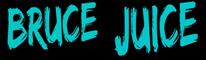 Bruce Juice Logo